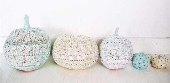 pumpkin,autumn,halloween,paint,ornaments,decoration