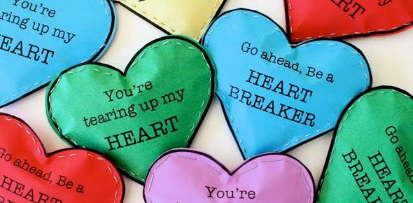 valentines, gift, heart
