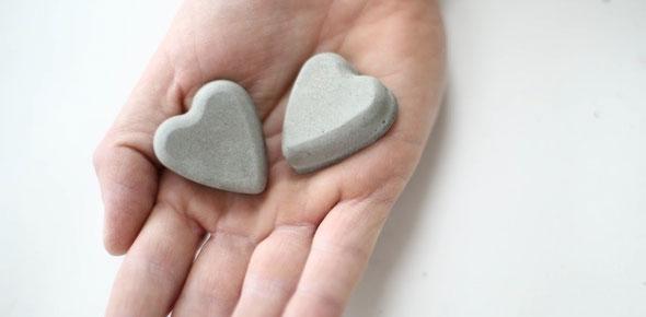 heart,valentine,concrete