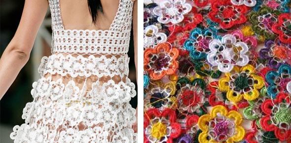 flower,crochet,decoration