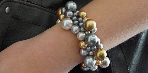 pearls,bracelet,jewelry,jewelery, fashion