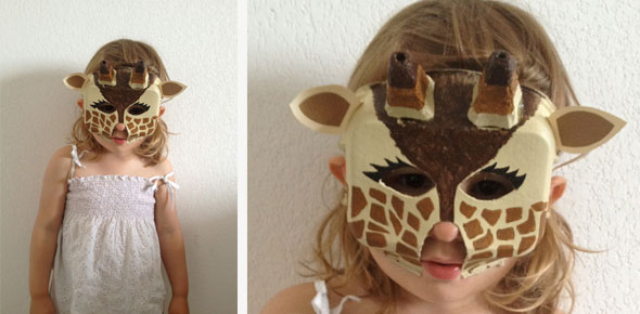 mark,costume,animal,giraffe,halloween,children