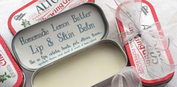 beauty, homemade, lip balm
