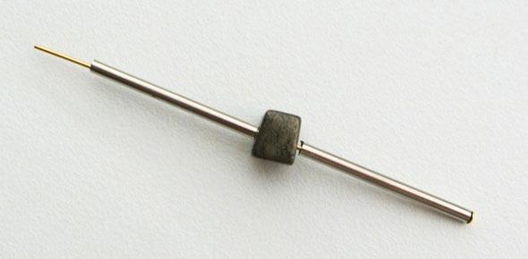 earrings, jewelry, minimalist, tube, bar, simple, pyrite, gemstone