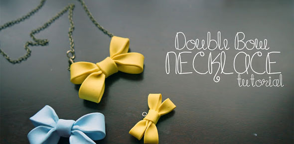 earrings,jewelry,necklace,bow,clay,polymer,decoden