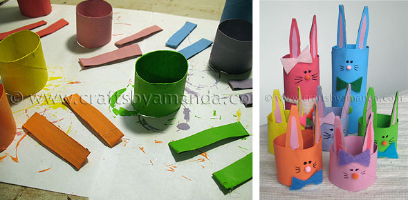 easter,bunny,animal,recycled
