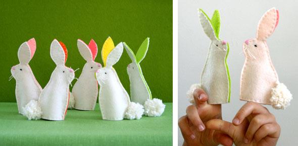 animal,animal for children,finger puppets,mascot,softie,toys,easter,bunny