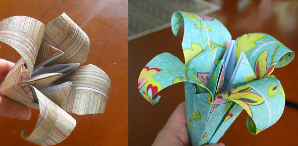 flower,paper,origami