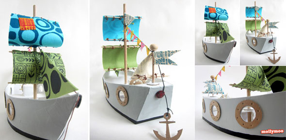 ship,paper,toy,children,pirates