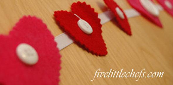 toddler crafts, valentines craft
