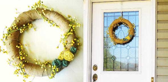 wreath,fabric,decoration,flowers