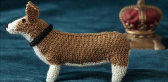 dog,animal,knitting