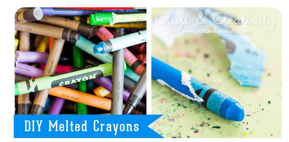 crayons, baby