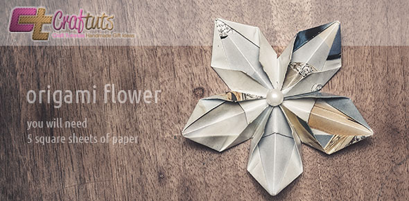paper,flower,origami,recycling,magazine