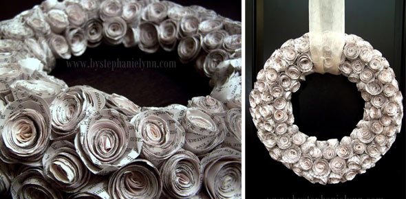 rose,flower,decoration,recycled