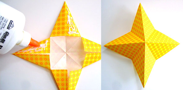 paper,stars,decoration,fold