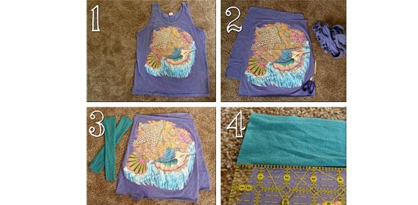 t-shirt,top,bag,recycling,sewing