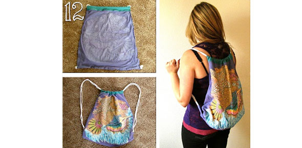 t-shirt,top,bag,recycling,sewing