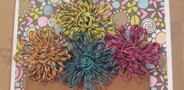twine,flower,decoration,gift