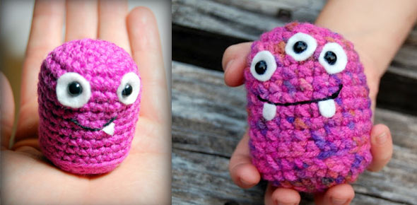 monster,toy,crochet