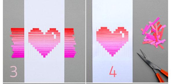 paper,card,valentine,heart