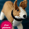Knit your Dog :) FREE Corgi Pattern
