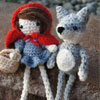 Little Red Riding Hood Set Free Crochet Pattern!