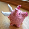 Oink Angel Pig - Free Pattern