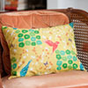 Zippered Throw Pillows - Sewing Tutorial
