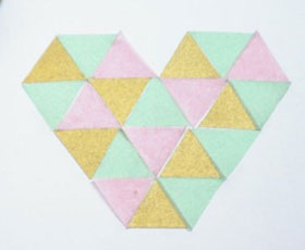 cards, heart, valentines, washi tape, stamps, love