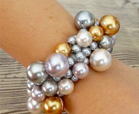 pearls,bracelet,jewelry,jewelery, fashion