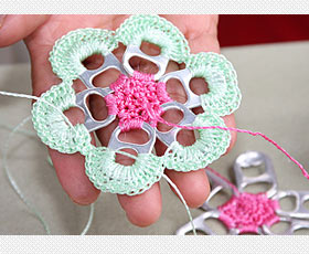 flower,crochet,decoration