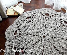rug,doily,yarn,rope