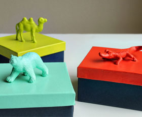 gift,box,animal,children
