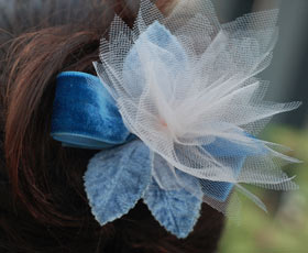 flower,hair decoration