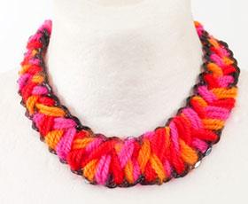 wool, jewelry,fashion,necklace