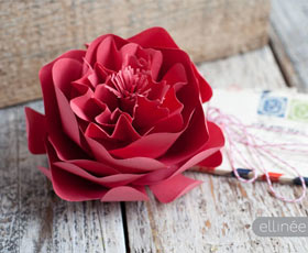 Paper crafts tutorials other craft tutorial page 3 diy paper peony mightylinksfo