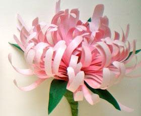 Flower making craft with paper akbaeenw flower mightylinksfo
