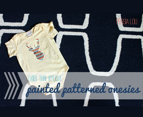 baby, paint, clothes, rompers, oneies, gift