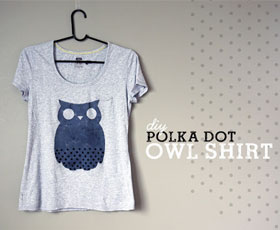 print,fabric,clothes,fashion,owl,dot, download, free, freezer, owl, paper, polka, shirt, stencil,
