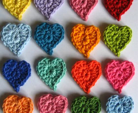 yarn,heart,valentine